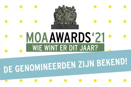 Genomineerden MOAwards 2021 bekend!