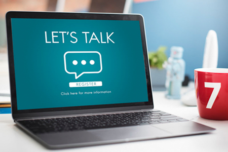 CustomerTalk - Voice & Chat event Live-stream