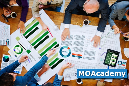 MOA online - Datavisualisatie en storytelling
